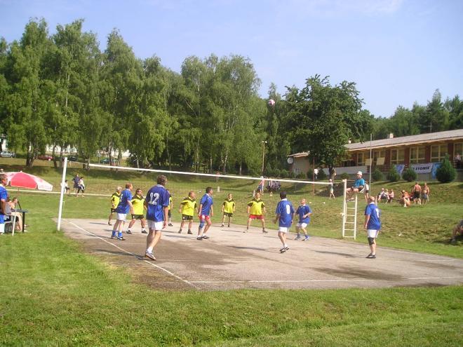 Firemné športové hry